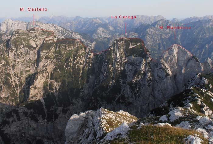 Traversata M. Castello M. Raut P8220095